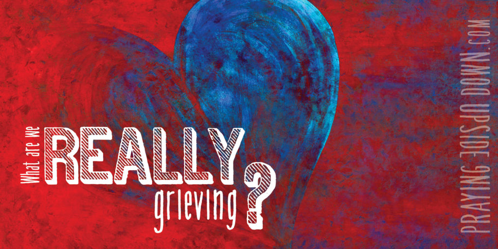 What are we <i>really</i> grieving?