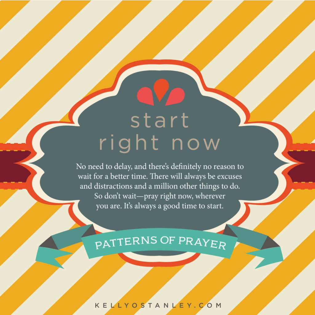 Patterns of Prayer - Kelly O'Dell Stanley Kelly O'Dell Stanley